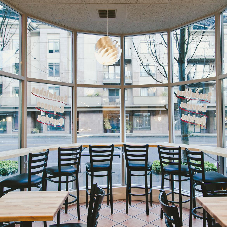 Le Fournil - Café